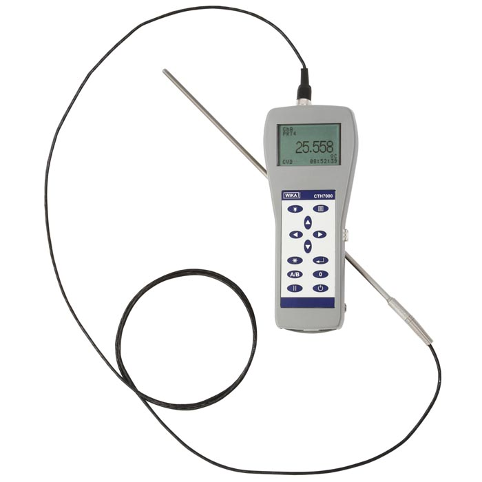 Hand-held thermometer CTH7000