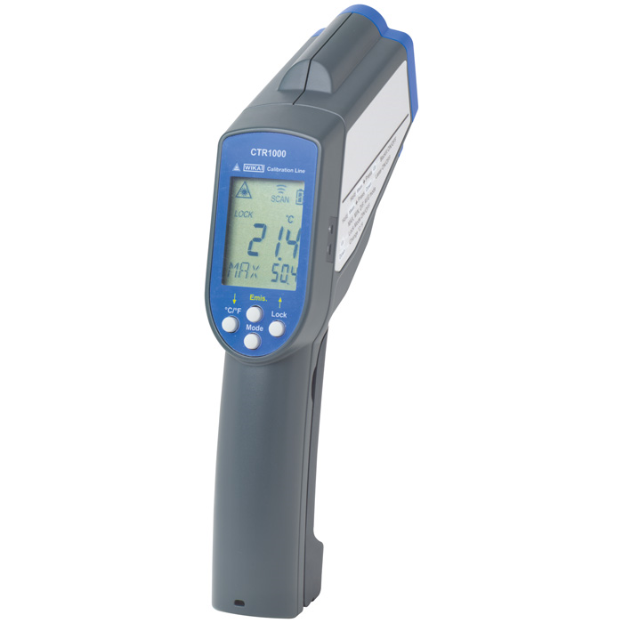 Infrared Hand-Held Thermometer CTR1000